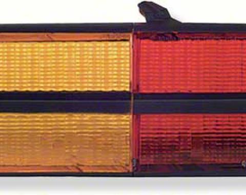 OER 1980-81 Camaro Z28 Tail Lamp Lens, RH 5930260