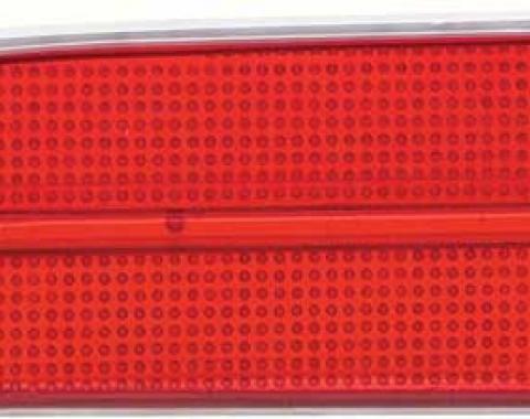 OER 1970-73 Firebird Tail Lamp Lens - LH 5964663