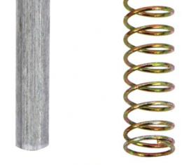 OER 1967-72 Horn Contact Pin, Spring And Retainer Set 748741