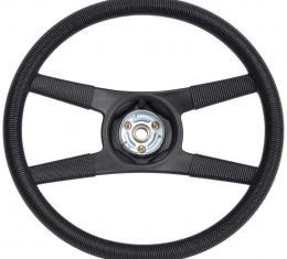 OER 1977-81 Z/28 4 Spoke Sport Steering Wheel with Rope Wrapping 9761613
