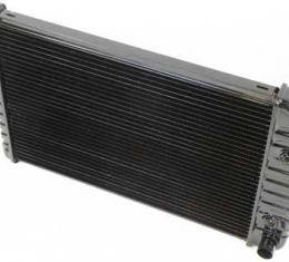 OER 1970-71 Camaro Small Block V8 with Automatic Trans 3 Row Copper/Brass Radiator CRD94153A
