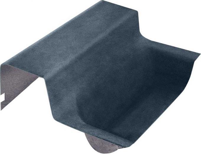 OER 1982 F-Body Midnight Blue Passenger Area Cut Pile Carpet Set K28766