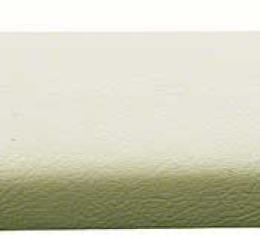 F-Body Armrest Pad, Left,  Pearl Parchment, 1968-1972