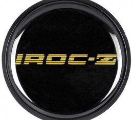 OER IROC-Z Style Wheel Center Cap Emblem Gold 14080273