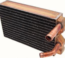 "OER 1967 Camaro L6 / SB V8 without AC - Copper/Brass Heater Core (9-1/2"" x 6-3/8"" x 2"") 3011154"