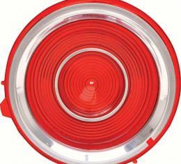 OER 1970-73 Camaro RS Tail Lamp Lens, LH 5963061