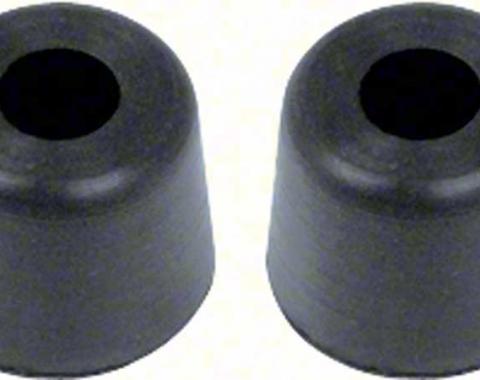 OER 1967-69 Camaro / Firebird Convertible Top Frame Rubber Stoppers 4680380