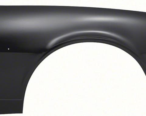 OER 1967 Camaro Rally Sport Front Fender with Extension, RH 1662682