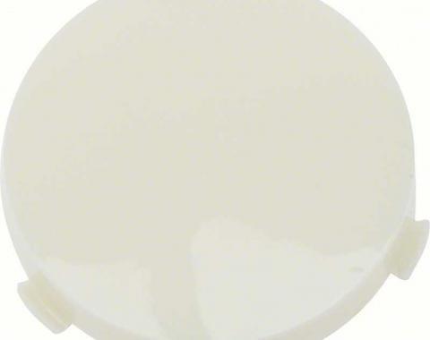 OER 1962-67 Deluxe Interior Rear Quarter Dome Lens K585