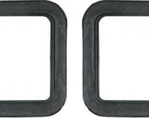 OER 1967-68 Camaro RS Back Up Lamp Gaskets (Housing to Body) 3899801
