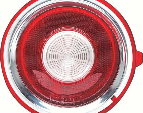 OER 1970-71 Camaro Standard Back Up Lens, LH 5963055