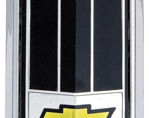 OER 1979 Camaro Z28 Grill Emblem With Hardware 14008892