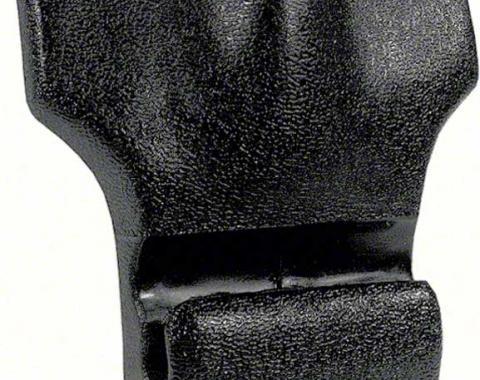 OER 1968-69 Camaro / Firebird Coupe Black Mirror Bracket Boot K24B