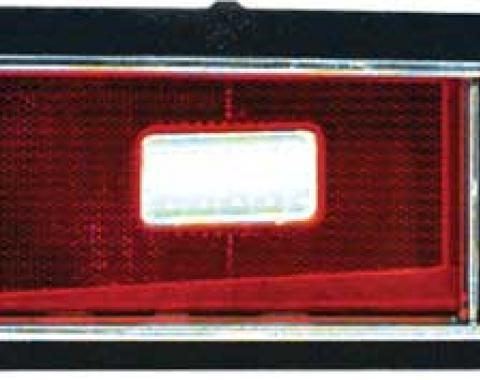 OER 1969 Camaro Standard Tail Light Lens, RH 5961568