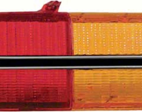 OER 1979-81 Camaro Berlinetta Tail Lamp Lens, LH 5970777