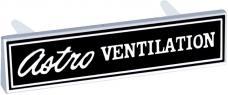 OER 1969-70 Astro Ventilation Emblem 3950046