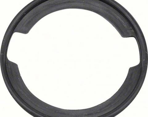 OER 1965-71 Original Style Molded Trunk Lock Cylinder Gasket 4471426