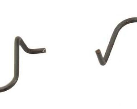 OER 1968-72 Console Ash Tray Lid Springs 3929942