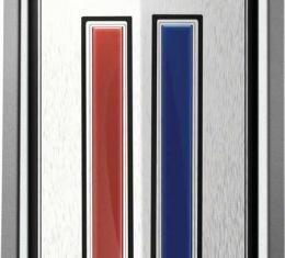 OER 1980-81 Camaro Berlinetta Fuel Door Emblem 9637557