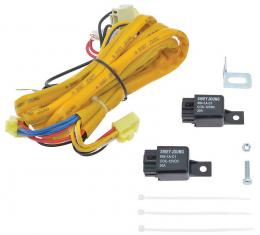 OER H4 - 2 Headlamp System Wiring Upgrade Set MX01132