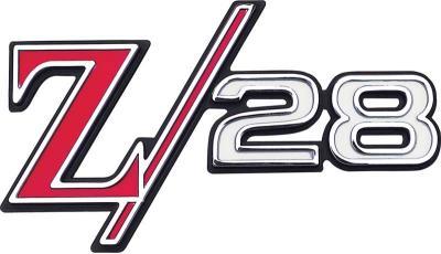 OER 1969 Camaro Z28 Grille Emblem 3949517