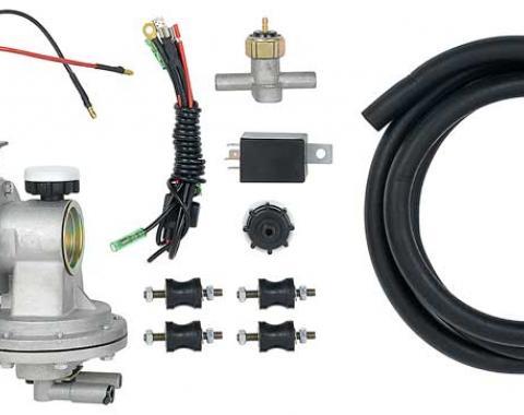 OER Electric Vacuum Pump Set For Power Brakes - Universal Fit VP28146