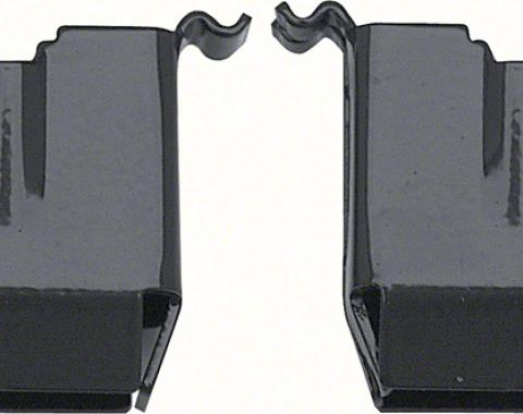OER 1968 Camaro / Firebird Lower Dash Pad Clips K1433
