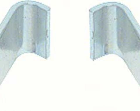 OER 1967-68 Camaro - Rear Bumper Guard Brackets (Pair) K335