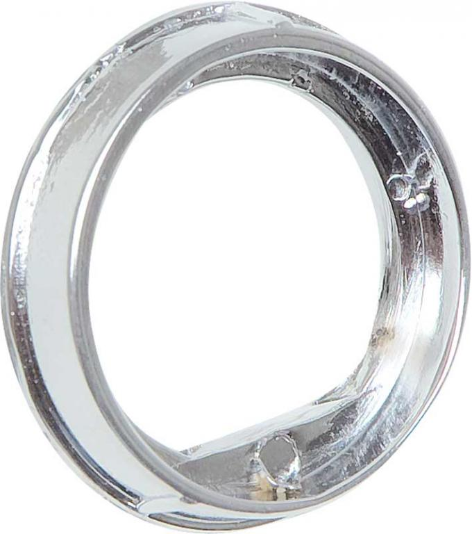 OER 1967 F-Body / B-Body Chrome Ignition Indicator Bezel 3904860