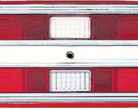OER 1969 Firebird Tail Lamp Lens 5961294