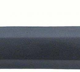 F-Body Pillar Post Moldings, Inner, Coupe, Black, 1968
