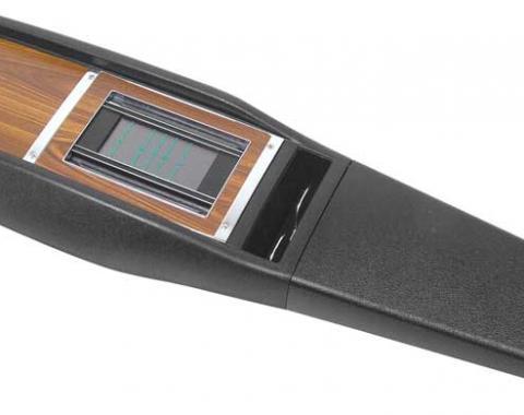 OER 1968 Camaro Console Assembly - PG AutoTrans - without Gauges - Pre-Assembled R316803