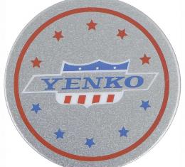 OER Yenko® Wheel Ornament Decal YC106