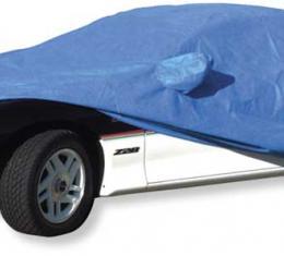 OER 1993-2002 Camaro / Firebird without Aero-Wing or Rear Spoiler Diamond Blue™ Cover MT3400A