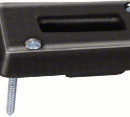 OER 1969 Camaro / Firebird Black Headrest Escutcheons 8756596