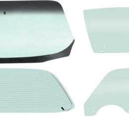 OER 1975-81 F-Body Coupe Glass Kit - Tint - With Defrost *E356TD