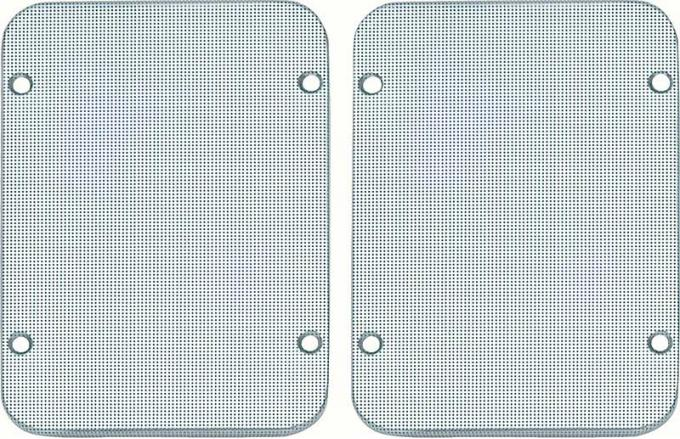 OER 1958-72 Kick Panel Speaker Grills HC27