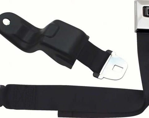 OER 1968-69 Camaro / Firebird with Deluxe Interior Front Seat Belt Assembly K315