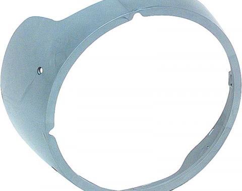 OER 1969 Camaro Standard Unpainted Headlamp Bezel without Chrome, RH 3935928
