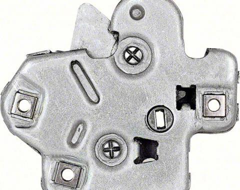 OER 1959-72 Trunk Lid Lock Latch Assembly Manual Design 4753019