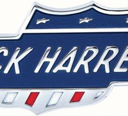 OER Dick Harrell Bar and Shield Emblem DH1018