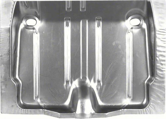 Camaro Trunk Floor Pan Repair Panel, 1969