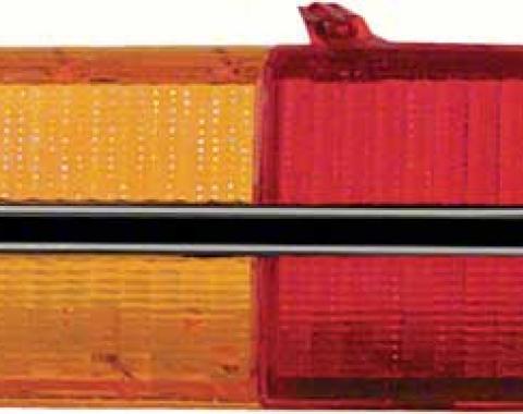 OER 1979-81 Camaro Berlinetta Tail Lamp Lens, RH 5970778