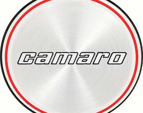OER 1980 Camaro Hub Cap Insert Emblem 14012632