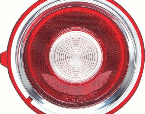 OER 1970-71 Camaro Standard Back Up Lens, RH 5963056
