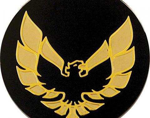 """OER 1978-92 Firebird Aluminum Wheel Center Cap Emblem - 2-1/8"""" diameter 10003606"""