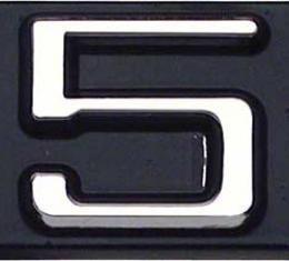 """OER 1970-75 Camaro """"350"""" Fender Emblem 3984095"""