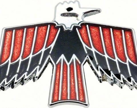 OER 1968-69 Firebird Glove Box Emblem 9789588