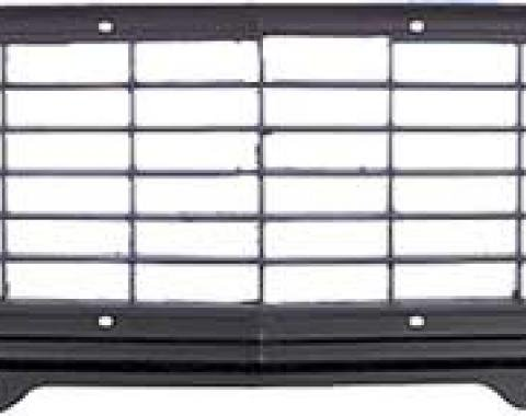 OER 1969 Camaro Rally Sport Front Grill - Black 3938641