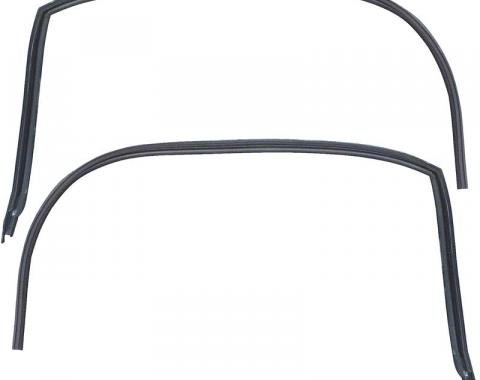 OER 1968-69 Camaro / Firebird Coupe Reproduction Roof Rail Weatherstrips WS504